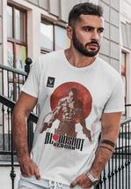 Bloodshot T Shirt Valiant Comics 1990s comic book graphic tee VAL100 image 3