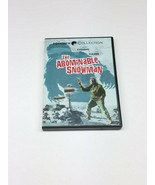 The Abominable Snowman (DVD, 1957, Widescreen) The Hammer Collection - $42.75