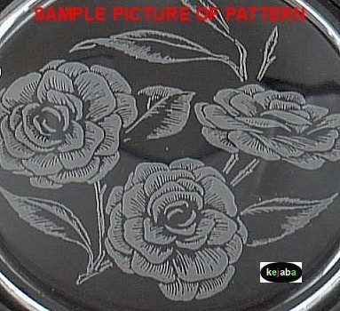 Fostoria Camellia Plate 8 1/2 In. Luncheon