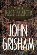 The Rainmaker by John Grisham 1st ed HC 1995 - $5.50