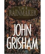 The Rainmaker by John Grisham 1st ed HC 1995 - $5.50