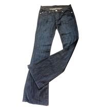 ROCK & REPUBLIC Women's Medium Blue Wash Flare Jeans Size 28 - $22.24