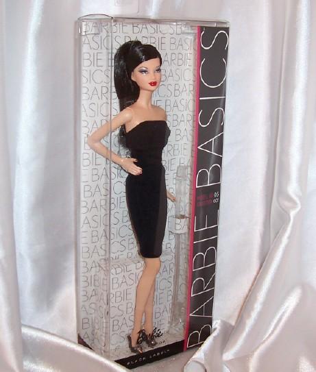 Barbie Basics Little Black Dress Model #05