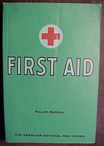 First aid 1970