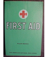 American National Red Cross First Aid Book   - $9.99