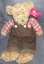 "Russ Avon FITZSIMMONS Plush Bear NWT 15"" - $12.96"