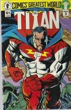 Titan (Comic) July 1993 Week 3 [Comic] by Dark Horse Comics - $6.99