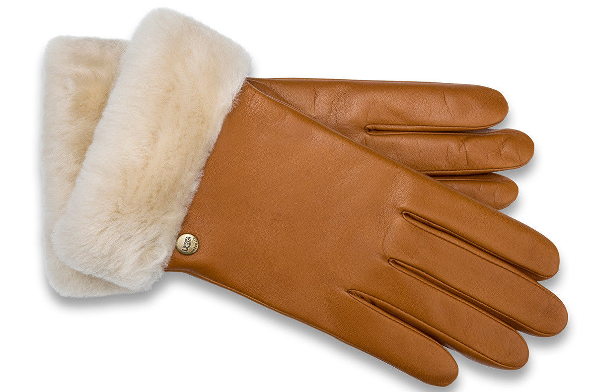 f928dbd2296 UGGS AUSTRALIA Gloves Classic Leather Smart and 50 similar items