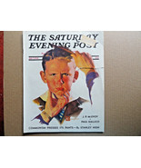 Saturday Evening Post Magazine July 9 1938 Complete - $12.99