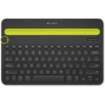 Logitech Bluetooth Multi-Device Keyboard K480 - Wireless Connectivity - ... - $55.00