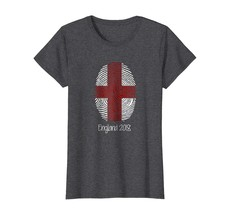 Brother Shirts - England DNA Football Cup 2018 Soccer Jersey Men Women T... - $19.95+