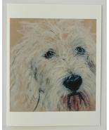 Petit Basset Griffon Vendeen Dog Art Note Cards Solomon - $12.50