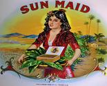 Sun maid cigar labels 002 thumb155 crop
