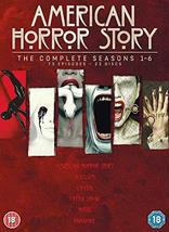 American Horror Story Complete Seasons 1-7 DVD Box Set 27 Disc Free Ship... - $79.99