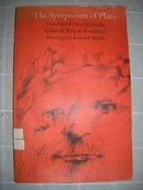 1970 LEONARD BASKIN Symposium PLATO poetry poet [1ST] - $35.00