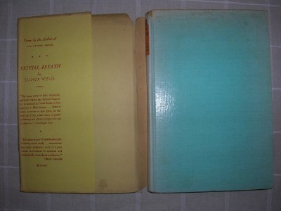 1928 DEDICATION Viola Gerard Garvin poetry poet [1ST]