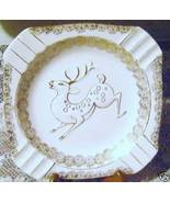 Royal Carlton  Christmas Reindeer Plate  - $12.00