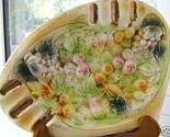 3D Vintage Ceramic Ashtray   made in Japan
