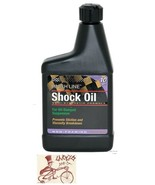 FINISH LINE SHOCK OIL 10 WEIGHT--16oz - $20.78