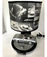 1963 Split Window Corvette Stingray Collectors Table Lamp with Engine So... - $119.99