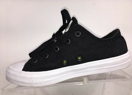 Converse Youth Sneakers size 2 All Star Chuck Taylor II Lunarlon - $43.87