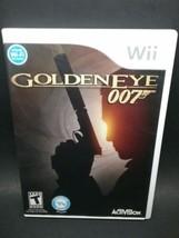 GoldenEye 007 (Nintendo Wii, 2010) Complete  - $10.00
