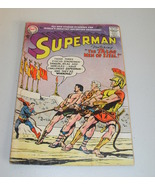 1957 DC Superman Comic Book # 112 - $39.99