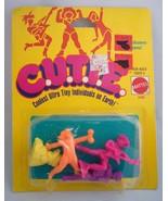 1986 MATTEL C.U.T.I.E. DOLLS New in Package - $14.95