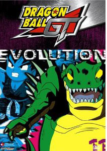 Dragon Ball GT - Shadow Dragon: Vol. 11 Evolution DVD Brand NEW!