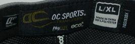 OC Sports TGS1930X Proflex  Flat Visor Cap Dark Grey Black image 6