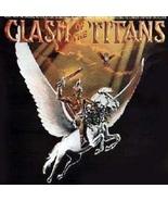 Clash Of The Titans - Soundtrack/Score Vinyl LP ( Ex-\ Cond.) - $31.80