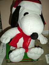 Snoopy -  Peanuts Snoopy Musical Pal - $14.00