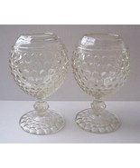 Duncan & Miller Hobnail Thousand Eye Ivy Ball V... - $74.00