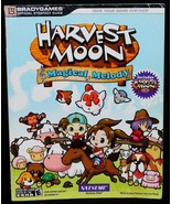 Harvest Moon - Magical Melody Strategy Guide - Nintendo GameCube and DS - $11.87