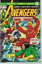 Avengers #134 VG The Long Awaited Origin of the Vision - $11.99
