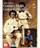 Country Blues Guitar Collection Song Book/CD Se... - $24.99