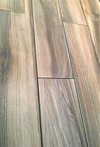 6x24 Marina Walnut Porcelain Plank Wood Look Field Tile Floor Sold by Piece image 2