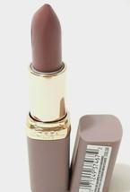 L'Oreal Ultra Matte Colour Rich Pigmented Nude Lipstick Defiant Orchid #... - $3.91