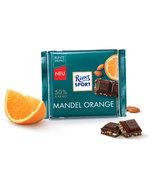 Ritter - Mandel Orange (Almond Orange) Chocolate (100g/3.5 oz)  - $4.59