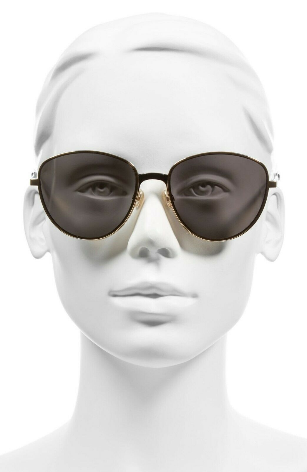NEW Christian Dior Women's Ultradior/S RCW/Y1 Gold/Matte Black Sunglasses 56mm