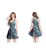 WORLD OF WARCRAFT WRATH OF THE LICH KING REVERSIBLE DRESS - $21.80+