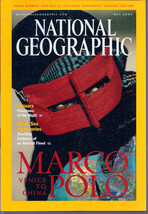 National Geographic May 2001 Marco Polo, Venice to China, Jaguars, Black... - $3.99