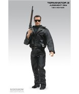 Sideshow T-800 Terminator 2: Judgment Day 12 inch Action Figure - $138.11