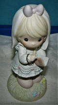 Precious Moments This Day Has Been Made In Heaven Figurine #523496 - $16.78