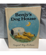 BOOK -- BENJY'S DOG HOUSE by Margaret Bloy Graham (1973) - $7.50