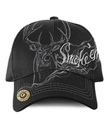 Buck Wear Smoke'em Hat, Black, One Size - $15.42