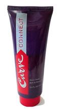 Curve CONNECT  Perfumed Bath & Shower Gel 3.4 oz Partial Collectible Value - $8.00