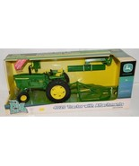 John Deere LP51312 Big Farm 4020 Tractor With Attachments Lights Sounds - £33.88 GBP