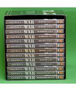 2008 13-DVD Set (1 Of 14 Missing), History Channel America At War Mega Set - $10.95