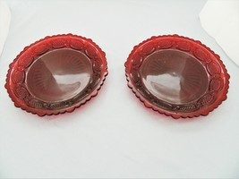 Action6  avon 2 salad plate red ruby   2  1  thumb200